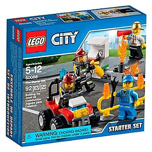Set de Introducción Bomberos City