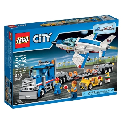 Training Jet Transporter City