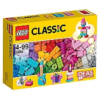 Complementos Creativos de Nuevos Colores Lego Clas