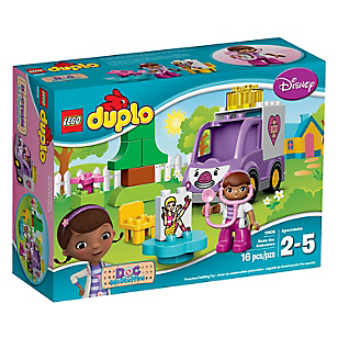 Doc Mcstuffins Rosie The Ambulance Duplo