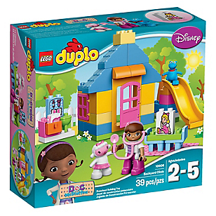Doc Mcstuffins Backyard Clinic Duplo