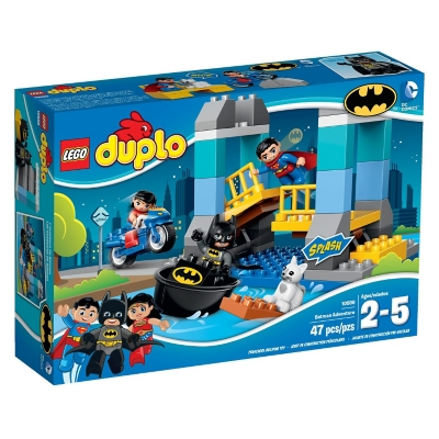 Batman Adventure Duplo