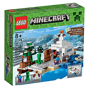 The Snow Hideout Minecraft