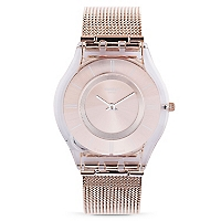 Reloj Mujer Acero Dorado SFP115M