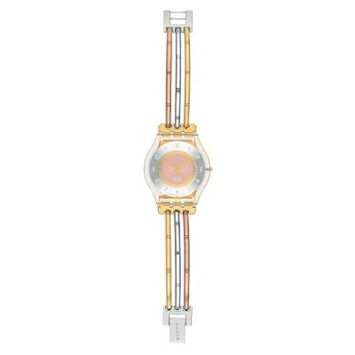 Reloj Mujer Acero Colores SFK240B