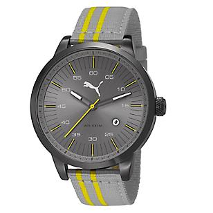 Reloj Unisex Resina Gris PU103641001