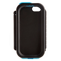 Carcasa de Bicicleta Para Iphone 4 - 4S - 5 Negra