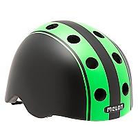 Casco Double Verde/Negro