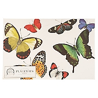Set Individuales Mariposa