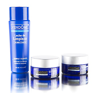 Tratamiento Facial Crema Caracol Día + Hialurónico Noche + Leche