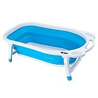 Bañera Plegable Azul