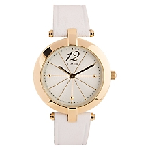 Reloj Mujer Metal T2P542 Blanco