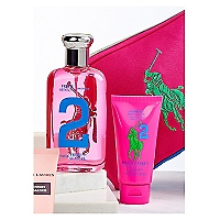Set Big Pony Women Pink #2 100 ml + Loci�n Corporal 50 ml