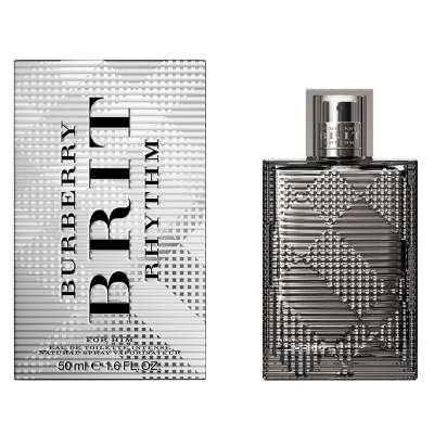 Perfume Brit Rhythm Intense Men EDT 50 ml