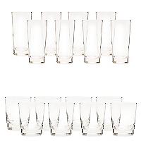 Set Vasos Clear