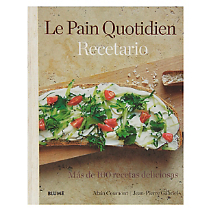 Libro Le Pain Quotidien Recetario