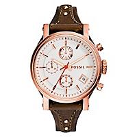 Reloj Mujer Chronograp ES3616 Cuero