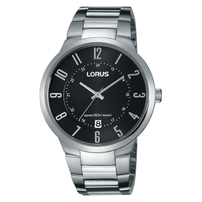 Reloj Hombre Plateado
