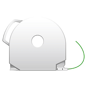Cartridge CubePro PLA Verde