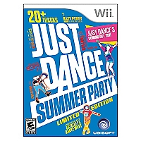 Just Dance Summer Party Wii