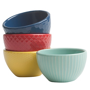 Set 4 Mini Bowl