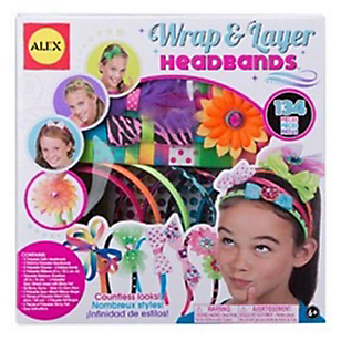 Diy Wrap Layer Headbands