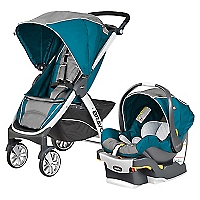 Coche Travel System Bravo Polaris