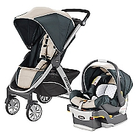 Coche Travel System Bravo Silver SP
