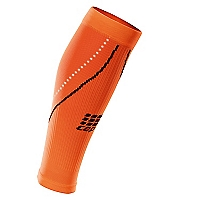 W Night  Calf Sleeves Naranjo