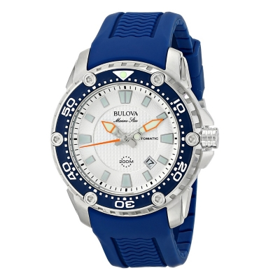 Reloj Resina Hombre Azul