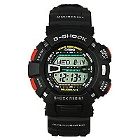 Reloj Hombre Resina G-9000-1VDR