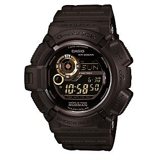 Reloj Hombre Resina G-9300GB-1DR