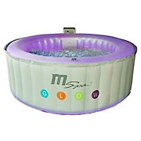 Spa Inflable Glow M-022LS 4 Personas