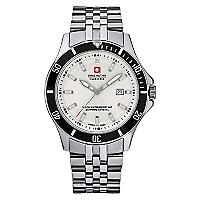 Reloj Hombre Acero Plata