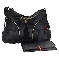 Bolso Versa Diaper Bag Negro