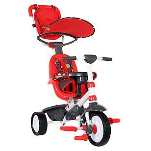 Triciclo Charisma Rojo Fish 3200533