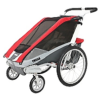 Carro Cougar1 Stroll Red