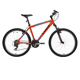 Bicicleta Aro 26 16-3500 Naranjo - Azul