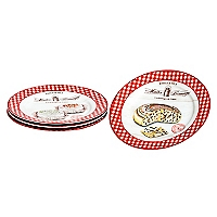 Set 4 Platos 19 cm Maitre Fromage