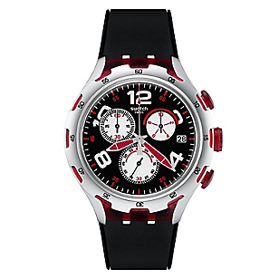 Reloj Hombre Silicona Negro