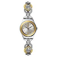 Reloj Mujer Ring Bling Acero