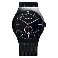 Reloj Hombre Classic Black Mesh 11940