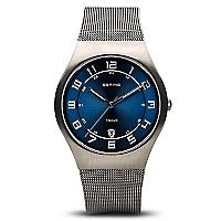 Reloj Hombre Classic Blue Mesh