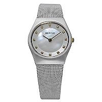 Reloj Mujer Classic Bicolor and Gold