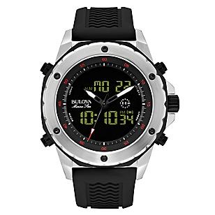 Reloj Marine Star Análogo-Resina-Hombre