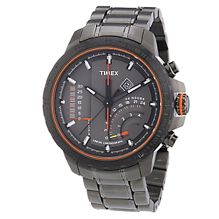 Reloj Hombre Metal Iluminator T2P273