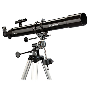 Telescopio Power Seeker 80 EQ