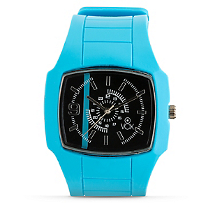 Reloj Hombre Celeste
