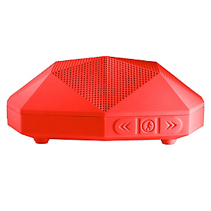 Parlante Turtle Shell 2.0 Rojo