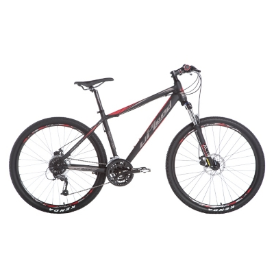 Bicicleta Aro 27.5 Vanguard 200 Negro-Rojo